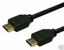 1.8m Premium Gold Plated HDMI to HDMI Cable HDTV 1080p 3D LCD Sky PS3 Xbox 360