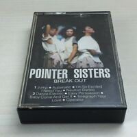 Pointer Sisters Break Out Album On Cassette Tape, TESTED