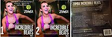 ZUMBA Fitness 2 CD Set Soundtrack~The Music from Incredible Results~Instructors
