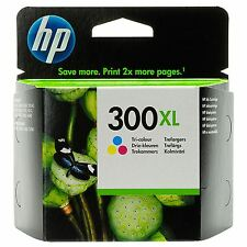 Genuine HP 300XL Ink Cartridge Tri Coulor HP Deskjet F4288 F4500 F4580 F4583