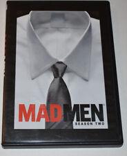 Mad Men - Season 2 (DVD, 4-Disc Set) Compact