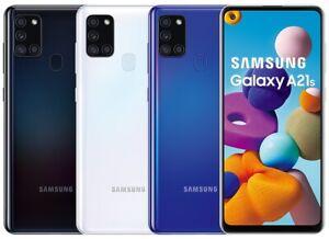 """Samsung Galaxy A21s ( SM-A217F/DSN) 4GB 64GB GSM 6.5"""" Dual SIM UNLOCKED"""