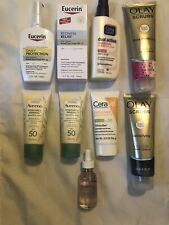 Set Of Various Skincare Products (Full Size)