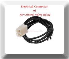 Connector of Relay For Fog Light Air Control Valve A/C RY211 Fits: Acura Honda