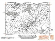 Riseley, old map Bedfordshire 1950: 4SE