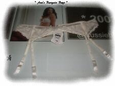 Target-Ava-Ladies-Size 16-Sexy Lace-Suspender/Garter Belt-White-RRP $25.00-BNWT