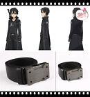 New Sword Art Online Kirito Anime Cosplay Belt Halloween Gift one size