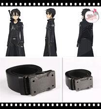 Hot Sword Art Online Kirito Anime Cosplay Belt Halloween Gift Free Shipping