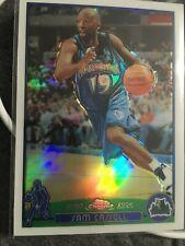 Sam Cassell 2003-04 Topps Chrome Refractor #40 Timberwolves! kc9