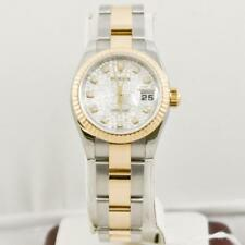 Rolex Ladys Datejust 179173 Anniversary Diamond Dial Box & Papers 2008 Model