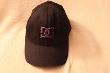 DC Shoe Co. TAKE THAT Mens Hat Black Purple Cap
