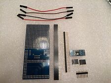 NodeMCU ESP8266 Prj Brd Basic (DIY)/800ma 3.3V Brd/ship within 2 biz days