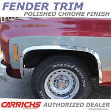 1973-1987 Chevrolet C10 C20 C30 Full Size Pick Up Fender Trim Wheel Molding