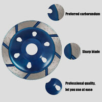 100 125mm Diamond Segment Grinding Cup Wheel for Angle Grinder Concrete Granite