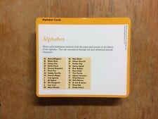Leapfrog School House Alphabet Leapcards for Leapdesk