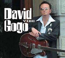 DAVID GOGO - VIBE  CD NEW!