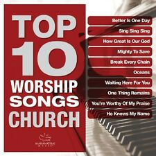 Maranatha Music - Top 10 Worship Songs: Church [New CD]