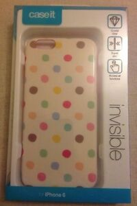 Case It Ditsy Dotty Slim Protective Hard Shell apple iphone 6 6s 7 8 Cover