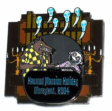 LE Disney Pin✿Nightmare Before Christmas Haunted Mansion Werewolf Barrel Ghost