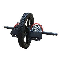 Power Wheel - Ab Wheel Bauchroller Bauchtrainer Ab Roller Bauch Roller Fitness