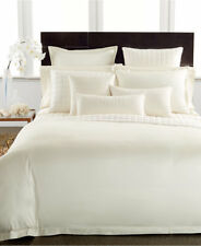 Hotel Collection Solid 600 Thread Count Egyptian Cotton Twin Bedskirt Ivory