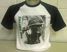 The Smiths 'Meat is Murder' Baseball T-Shirt