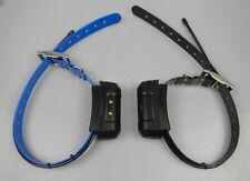 2*GARMIN DC40 GPS dog collar for ASTRO220/320 USA Version (Black & Blue straps)