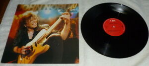 "JOHN NORUM - Live In Stockholm - 1990 - CBS - 12""EP -  Vinyl EP"