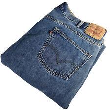 Men's LEVI'S 550 Jeans Relaxed Fit 46 x 29 Excellent Condition