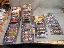 VINTAGE 1997 (25) & 1998 (5)  HOT WHEELS NASCAR PRO RACING CARS 1/64 SCALE NEW