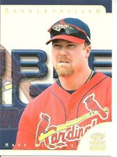 2000 Pacific Paramount Double Vision Baseball Card #31 Mark McGwire - NM-MT+