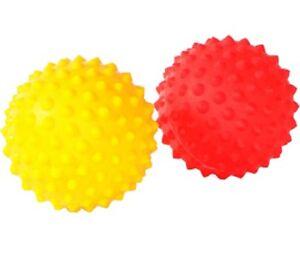 Spiky Muscle Stimulating Balls, Instructor 20 ball pack Pilates, Massage balls