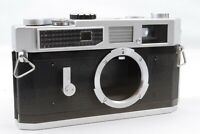 Canon MODEL 7 Rangefinder 35mm Film Camera Body Only from Japan #980