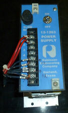 Robinson Engineering Co. Power Supply 12-1263 Used T/O