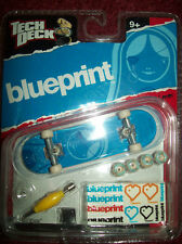 (NEW) SUPER RARE (BLUEPRINT) tech deck fingerboard 96 mm (NEVER SEEN ON EBAY)