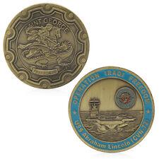 Novelty US Abraham Lincoln Saint George Commemorative Challenge Coins Souvenir
