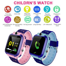 Waterproof Smart Watch Gps Gsm Locator Touch Screen Camera Games for Kids 2020