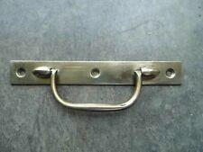 Ancienne poignée de tiroir en laiton,malle caisse porte armoire ferrure serrure