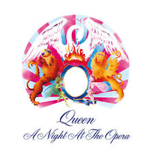 Queen Framed Canvas Print a Night at The Opera 40 X 40 Cm Dc95999c
