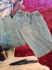 Gitano Girls Blue Jeans - Stone Wash - Size 0/8