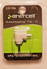 "Enercell Adaptaplug Tip #273-324 ""G"" 3.0mm O.D X 1.1mm I.D"