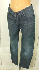 STREET ONE Jeans Hose 7/8 Hose Nadine Used Blau Gr. 28 (HG253)