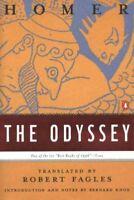 Odyssey, Paperback by Homer; Fagles, Robert (TRN); Knox, Bernard MacGregor Wa...