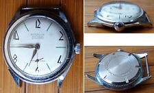 Montre bracelet pour homme ROSALUX mécanique vers 1960 watch