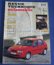 Revue technique automobile RTA 615 Ford fiesta depuis 96 diesel
