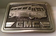 Vintage Limited Edition Numbered GMC Bus Belt Buckle