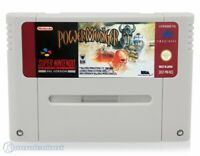 Nintendo SNES Spiel - Powermonger Modul
