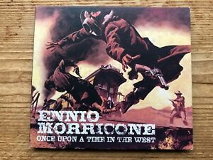 ONCE UPON A TIME IN THE WEST (Morricone) OOP Expanded Score Soundtrack OST CD EX