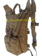 Usmc Military Marines Filbe Hydration Carrier Backpack Bag Pack Coyote Brown Vgc