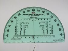 Army Military Protractor Navigation